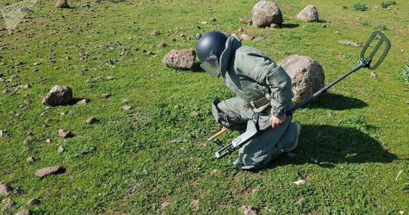 Սիրիայում հայ սակրավոր է վիրավորվել