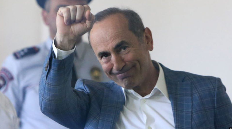 Ռոբը, որպես հայրենիքի դավաճան,պիտի ցմահ բանտ նստի, առանց ներման իրավունքի. Անդրանիկ Հարությունյան