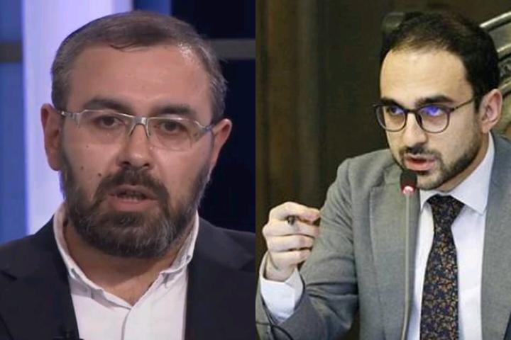 Տիգրան Ավինյան, մի՛ արա. Սուրեն Սահակյան