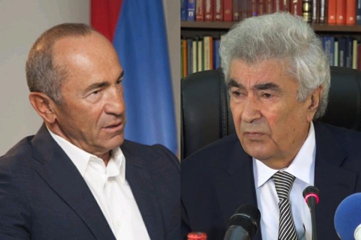 ՍԴ նախկին նախագահ այս հաղորդման հիման վրա Քոչարյանին մեղադրանք պետք է ներկայացվի ևս երկու դրվագով