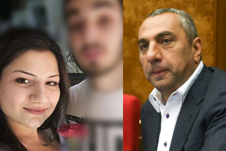 ԼՈՒՍԱՆԿԱՐՆԵՐ. Սամվել Ալեքսանյանի որդին համակրում է վարչապետի դստերը