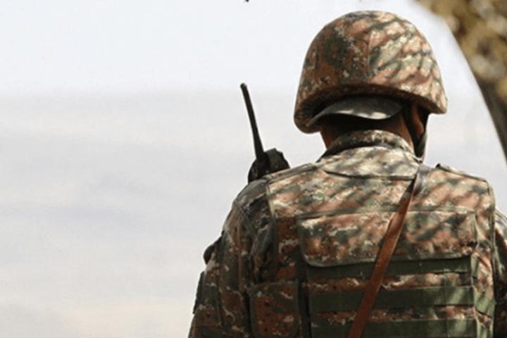 Ժամկետային զինծառայողը հայտնաբերվել է ծառից կախված
