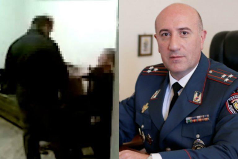 Խոշտանգող ոստիկանները եղել են ՀՀ ոստիկանապետի ներկայիս պաշտոնակատարի ենթակայության ներքո՞. Մանրամասներ