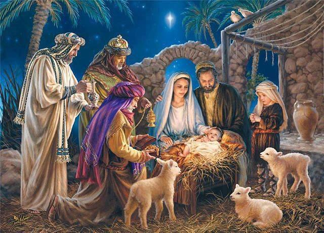 Քրիստոս ծնավ և հայտնեցավ, մեզ և ձեզ մեծ ավետիս