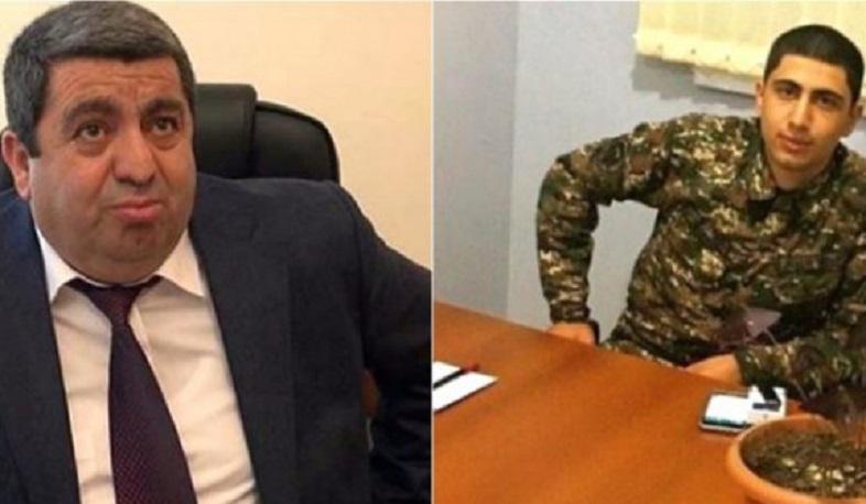 Երկարացվեց Առաքել Մովսիսյանի որդու կալանքը. Մանրամասներ