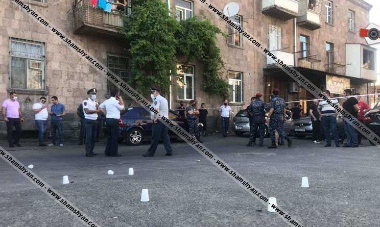 Կրակոցներ Երևանում. Սպանվել է 28-ամյա երիտասարդ