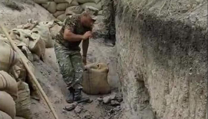 Հայկական ԶՈւ-երն արդեն կահավորում են զբաղեցրած նոր դիրքերը. Դավիթ Թորոսյան