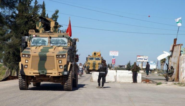 Նոր հш րձակում թուրք զինվորների ավտոշարասյան վրա... ՄԱՆՐԱՄԱՍՆԵՐ