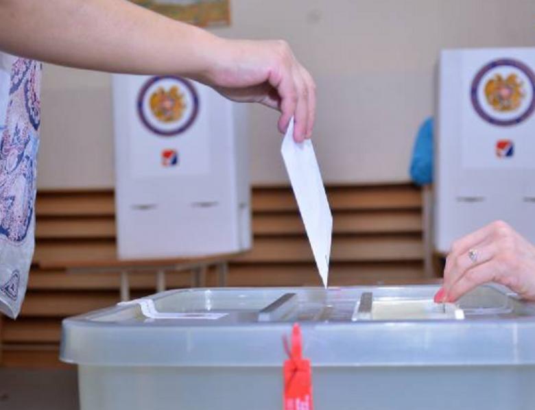 Քվեարկության նախնական արդյունքները 360 ընտրատեղամասերից